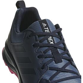 adidas TERREX Tracerocker Schuhe Damen tech ink/trace blue/real magenta